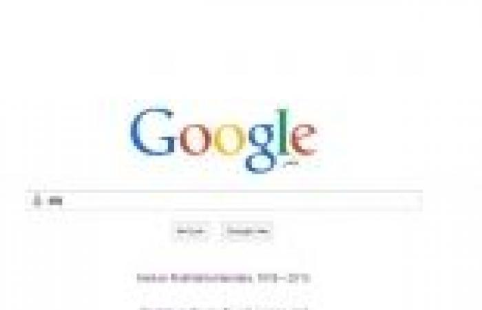 """""""جوجل"""" تنعي """"نيلسون مانديلا"""" بوضع اسمه وتاريخ ميلاده ووفاته على صفحتها"""