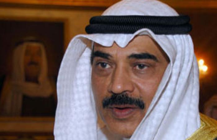 وزير الخارجية الكويتى يلتقى رئيس ائتلاف المعارضة السورية