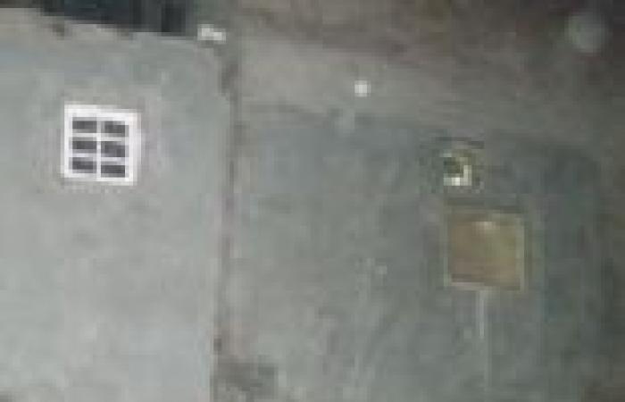 تصدع 4 منازل بسبب تسرب مياه الصرف الصحي بالغربية