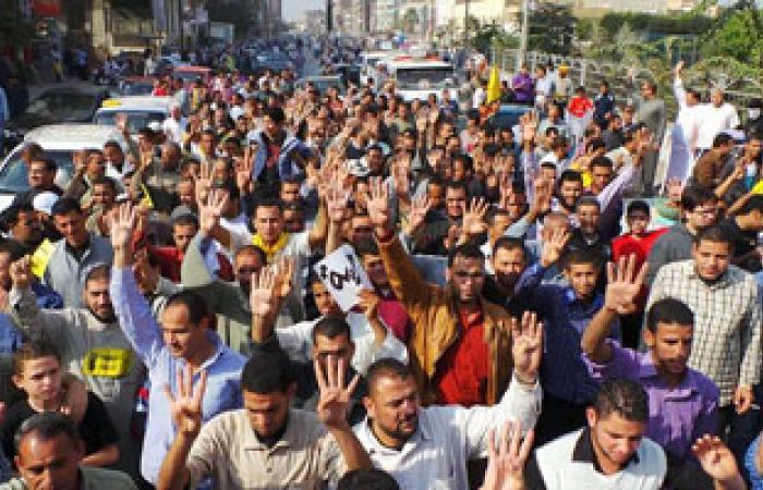 حبس 4 عناصر إخوانية 15 يوما فى واقعة التعدى على أهالى بدمياط