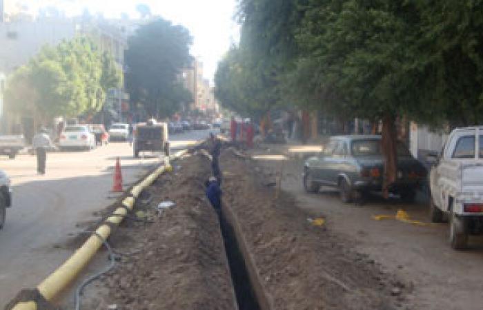 الانتهاء من توصيل الغاز الطبيعى لـ11 ألف وحدة سكنية بطوخ