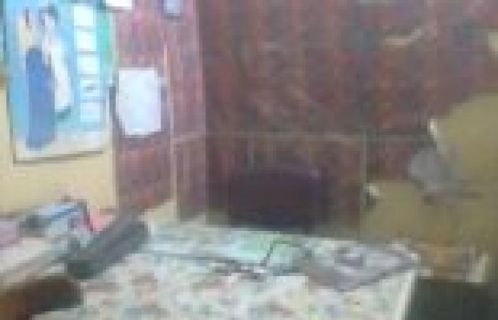 بالصور| العاملون بالوحدة الصحية بالضهرة في دمياط يطالبون باستعادة المبنى القديم
