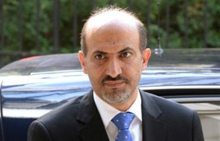 رئيس الائتلاف الوطنى: سوريا اليوم مختبر جديد لمشروع الفتنة