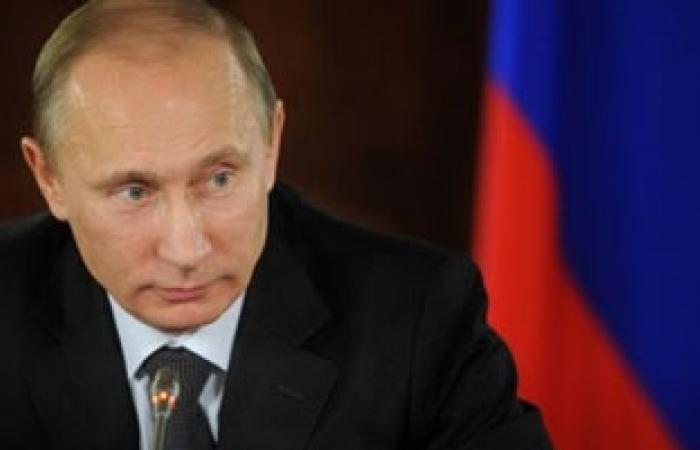 """""""بوتين"""" يعلن حملة ضد الشركات الروسية المسجلة فى الخارج"""