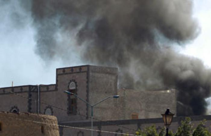اليمنيون يتلقون بصدمة صور القتل بدم بارد فى هجوم وزارة الدفاع