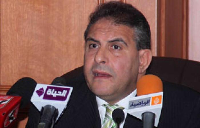 وزير الرياضة: القانون 77 يعطى الوزير حق وضع اللوائح الداخلية للأندية