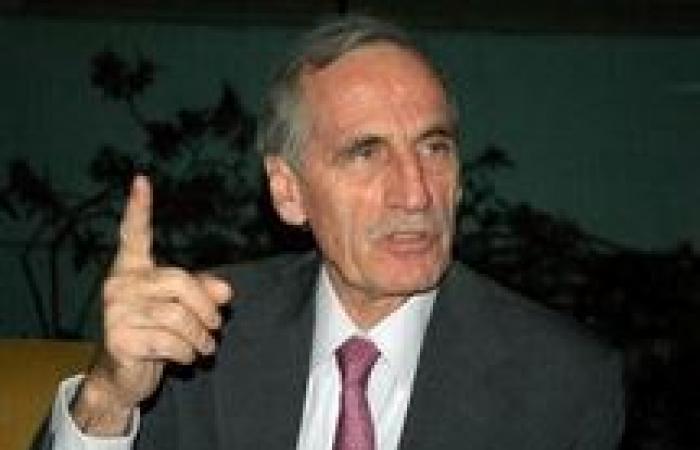 جهاد الخازن: شعبية «السيسي» هائلة وسيفوز بالرئاسة من الجولة الأولى إذا ترشح