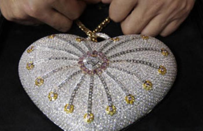 """تغريم """"تيفانى"""" الأمريكية للمجوهرات 449 مليون دولار"""