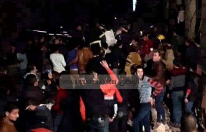 عاجل| طوارئ بمستشفيات الشرقية لاستقبال مصابي انفجار الدقهلية وتوفير أكياس الدم