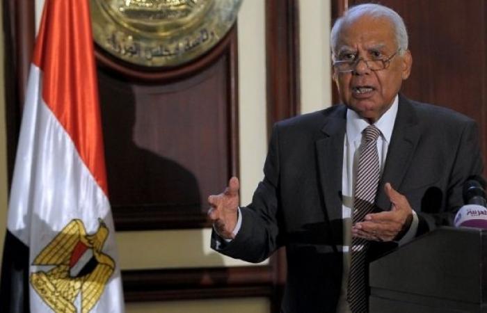 الببلاوى يترأس اجتماع لجنة تنفيذ حكم حظر الإخوان