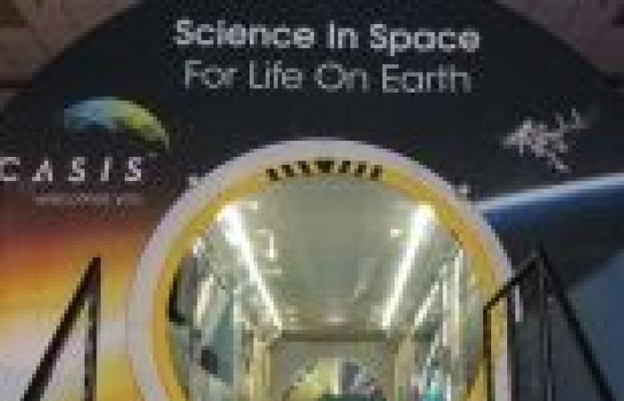 """مختبر """"ناسا ينجح في زراعة خلايا جذعية بالفضاء تعالج السكتة الدماغية"""