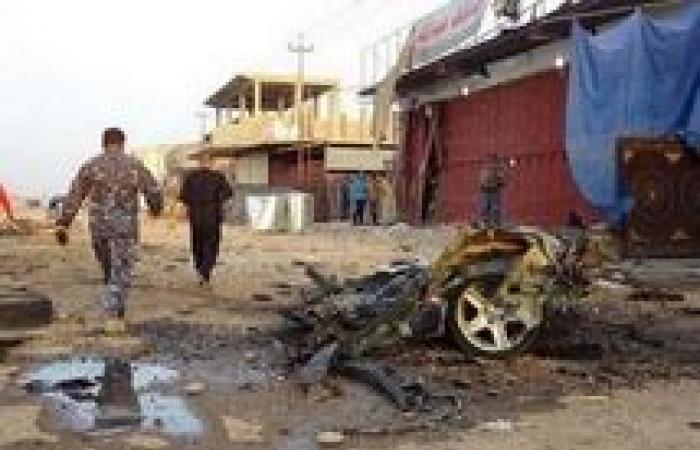 الحكومة العراقية: 91 قتيلًا وجريحًا حصيلة تفجير سوق الآثوريين
