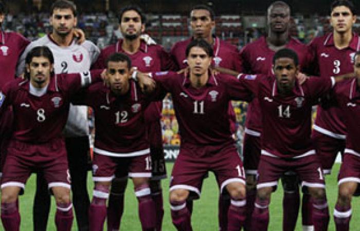 قطر تهزم فلسطين بصعوبة فى افتتاح بطولة غرب آسيا