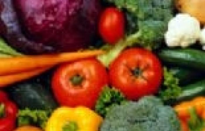 ارتفاع أسعار الباذنجان والفلفل وانخفاض طفيف في البطاطس والبصل والكوسة وثبات في أسعار الفاكهة