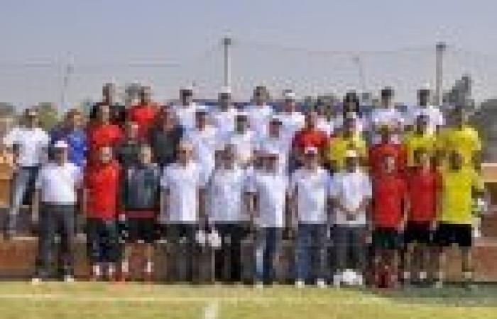 """""""تويوتا مصر"""" تنظم أول دورة كروية في الصالة المغطاة باستاد القاهرة"""
