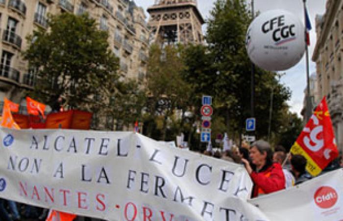 ارتفاع نسبة البطالة من جديد فى فرنسا خلال الشهر الماضى