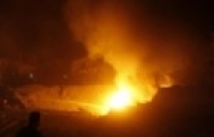 عاجل| الطيران الإسرائيلي يشن غارات على غزة