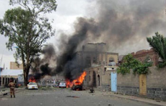 إصابة شخصين إثر انفجار قنبلة يدوية فى المنامة
