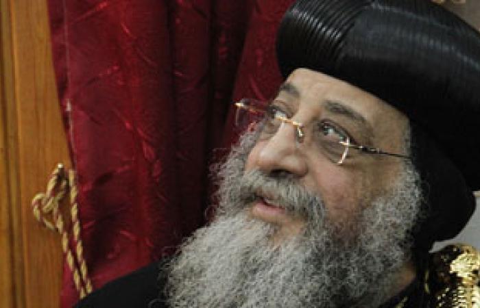 الكنيسة الأرثوذكسية تنعى أسقف السويس بعد صراعه مع المرض