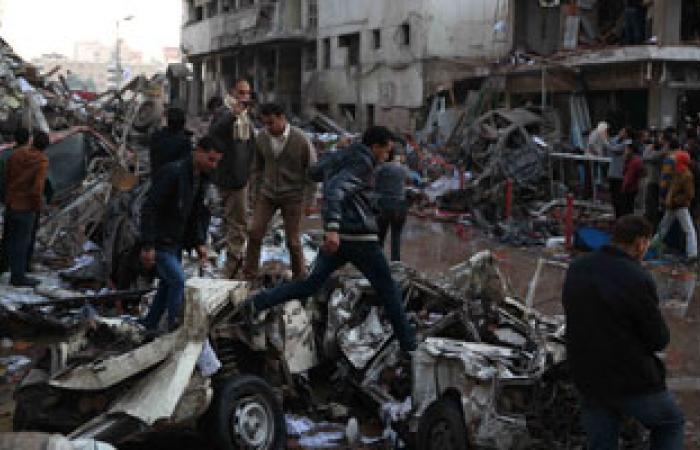 الداخلية: لا صحة للتحقيق مع ضباط غادروا مديرية الدقهلية قبل الانفجار