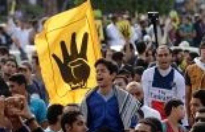 تنظيم الإخوان يدفع بعناصره للتظاهر في قرى الفيوم بعيدا عن الأمن