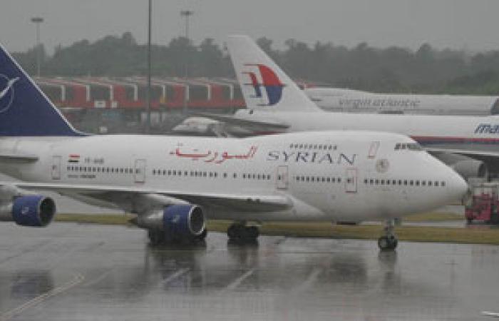 الطيران الحربى السورى يشن غارة على منطقة لبنانية حدودية