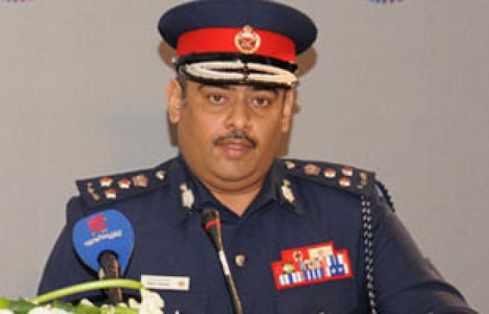"""رئيس الأمن العام بالبحرين يعلن الكشف عن """"مخططات لتنفيذ أعمال إرهابية"""""""