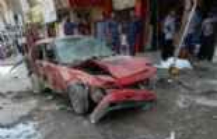 """اشتباكات بين مسلحين والجيش العراقي في """"الفلوجة"""" وإحراق آليات عسكرية"""