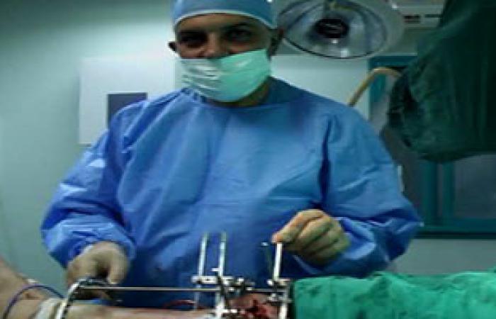 """فريق بالمستشفى الجامعى بقنا ينجح فى علاج سعودية عن طريق """"اليزاروف"""""""