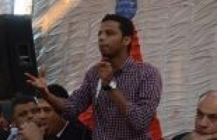 بالصور| عمرو صلاح عضو لجنة الخمسين في مؤتمر شعبي: الدستور المصري من الجيل الثالث