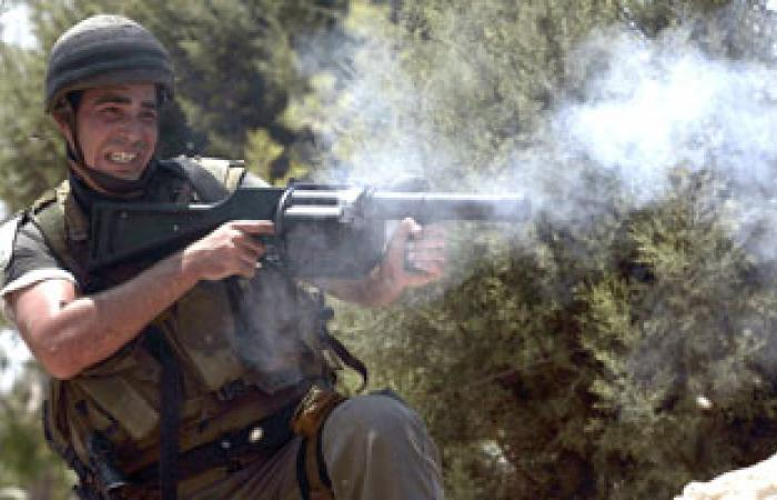 اشتباكات بين الشرطة الإسرائيلية وفلسطينيين معارضين للجدار العازل