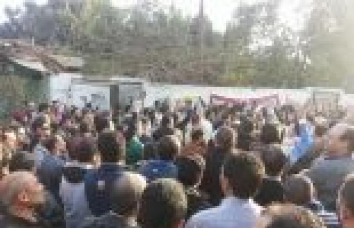 """تشييع جثمان ضحية اشتباكات """"الإخوان"""" مع الأمن في الإسكندرية"""
