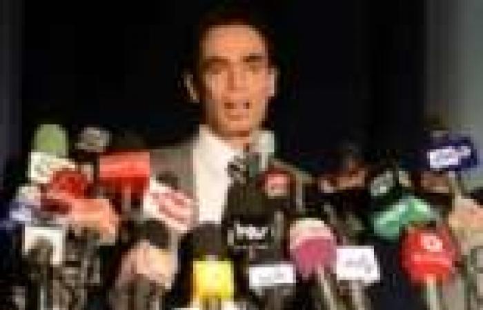 المسلماني: السيسي صوام قوام.. والسلطة الحالية تستند على شرعية 25 و30