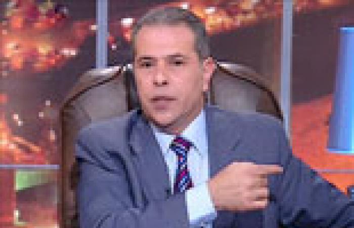 """توفيق عكاشة: يا رب اللي مينزلش الاستفتاء ويقول """"نعم"""" ربنا ياخده ويعذب عياله"""