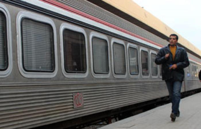 إيقاف حركة قطارات منوف بعد بلاغ وهمى بوجود قنبلة فى محطة تلا