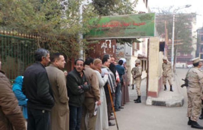 أمانة النور بسوهاج تشكر الشعب المصرى لاستجابته لدعوات الاستفتاء