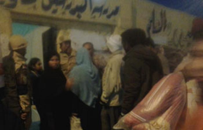 """""""حماة الثورة"""": نزول الشعب فى الاستفتاء درس فى الوطنية"""