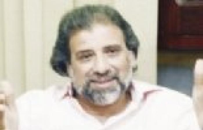 """خالد يوسف: على """"منصور"""" و""""السيسي"""" الاجتماع مع شباب الثورة قبل 25 يناير"""