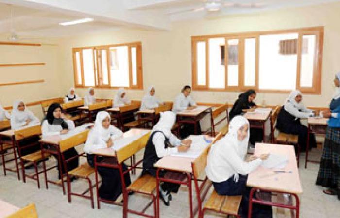 تباين أراء طلاب الإعدادية بالقاهرة حول امتحان الجبر والإحصاء