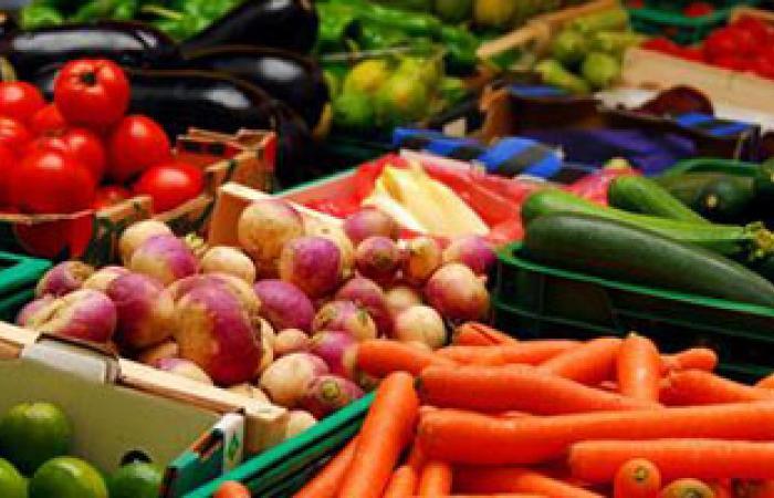 15% انخفاضا فى أسعار الطماطم والبطاطس والفاصوليا بالجملة