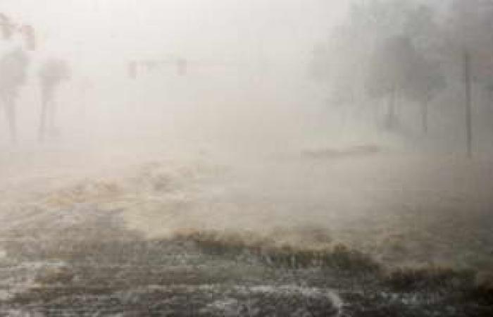 مصرع شخص إثر انهيار مبنى بالرباط جراء سقوط أمطار غزيرة