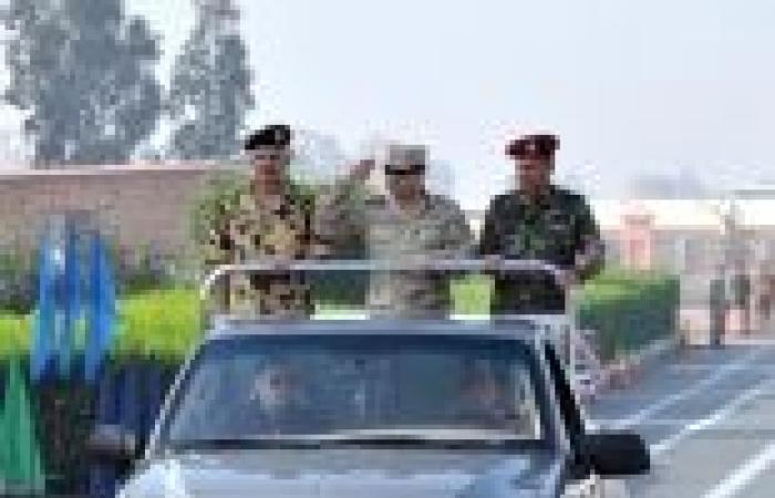 السيسي: القوات المسلحة قامت بدور مشرف لتأمين الاستفتاء