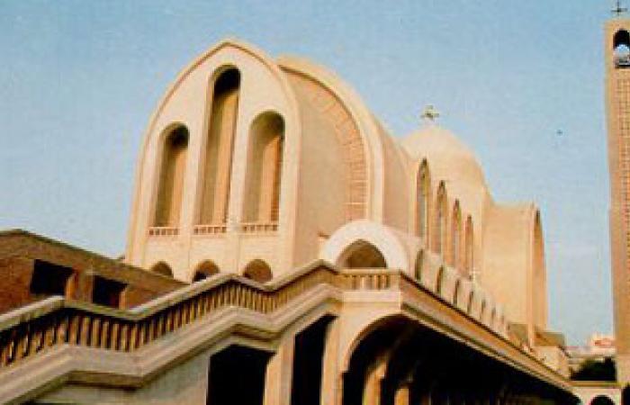 وفد من الكونجرس الأمريكى يلتقى أساقفة الكنيسة بالكاتدرائية بالعباسية
