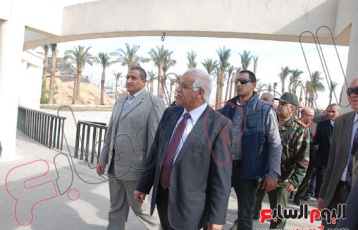 محافظ القاهرة: افتتاح حديقة الفردوس بصلاح سالم أول فبراير