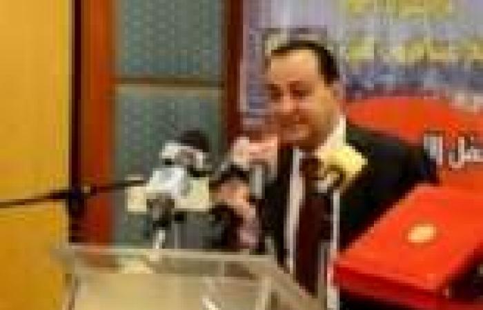 محمد الأمين: خلق فرص عمل للشباب أهم أهداف صندوق دعم مصر