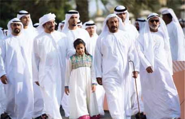 محمد بن زايد: الحفاظ على إرث آبائنا والاحتفاء بـه ينطلق من مبادئ خليفة في التنمية الحضارية