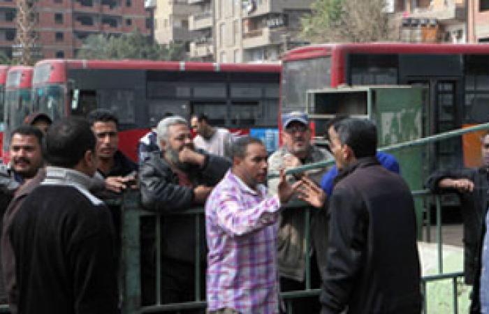 سائقو النقل العام يواصلون اليوم إضرابهم للمطالبة بالحد الأدنى