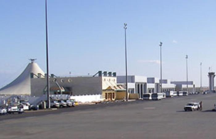 مطار الغردقة يستقبل 7 آلاف سائح على متن 41 رحلة طيران دولية وداخلية