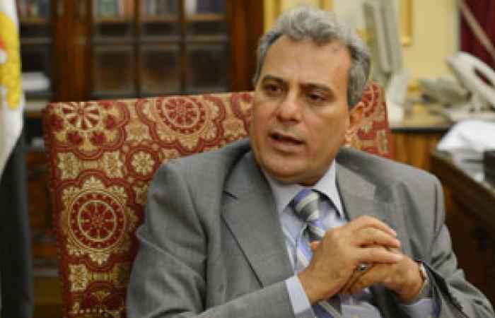 الدكتور جابر نصار: وزير التعليم العالى يتمتع بشخصية منضبطة