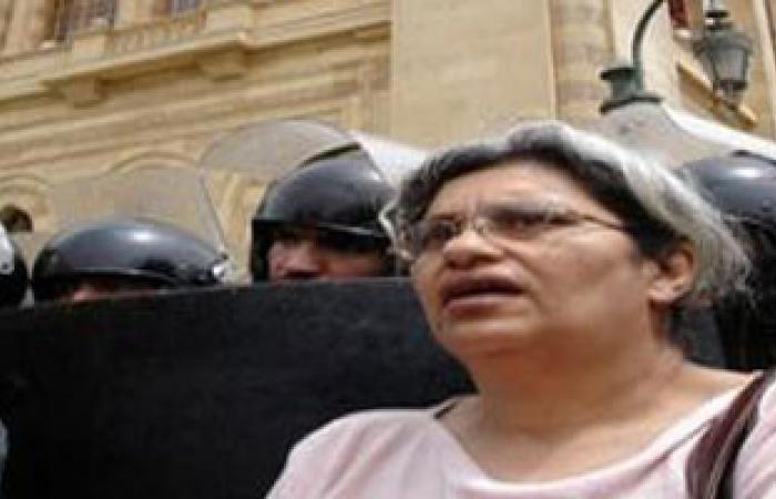 ليلى سويف: تواجد الشرطة خارج أسوار الجامعات أمر يفتقد الى الحكمة